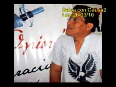 """Salsa con causa"" (II) x Jaime Del Castillo para Mambo Inn radio, Lima Perú lun 04/04/2016"