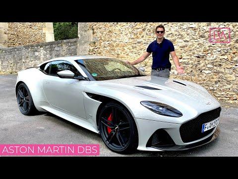 Essai Aston Martin DBS Superlegerra – 340 km/h avec ce V12 de 725 chevaux!