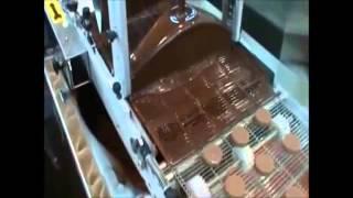 Темперирующая и глазировочная машина GAMI T400