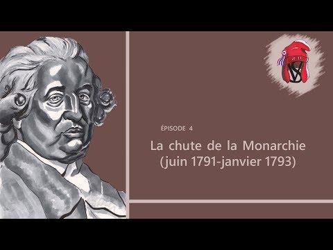 La chute de la monarchie (juin 1791-janvier 1793) - La Révolution française, épisode 4