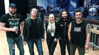 Video Scarlet Aura and Fabio Lione download MP3, 3GP, MP4, WEBM, AVI, FLV Maret 2018