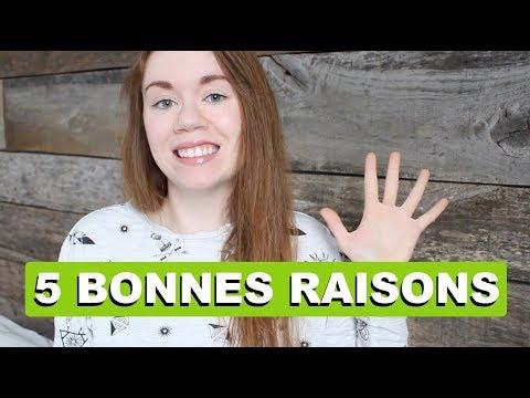 5 BONNES RAISONS D'acheter Des COSMÉTIQUES NATURELS