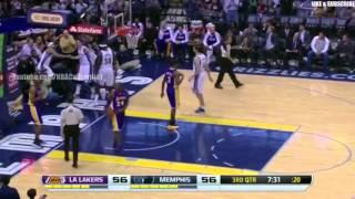 LA Lakers vs Memphis Grizzlies | December 17 - 2013 | Full Game Highlights | NBA 2013 14 Season