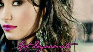 Demi Lovato: Got Dynamite Instrumental/Karaoke (Lyrics And Download Link)