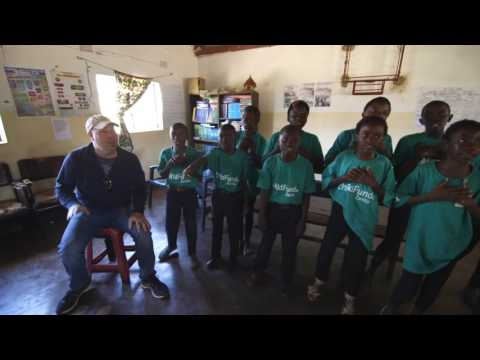 Mark Schultz & ChildFund International - Remember Me Zambia, Africa 2016