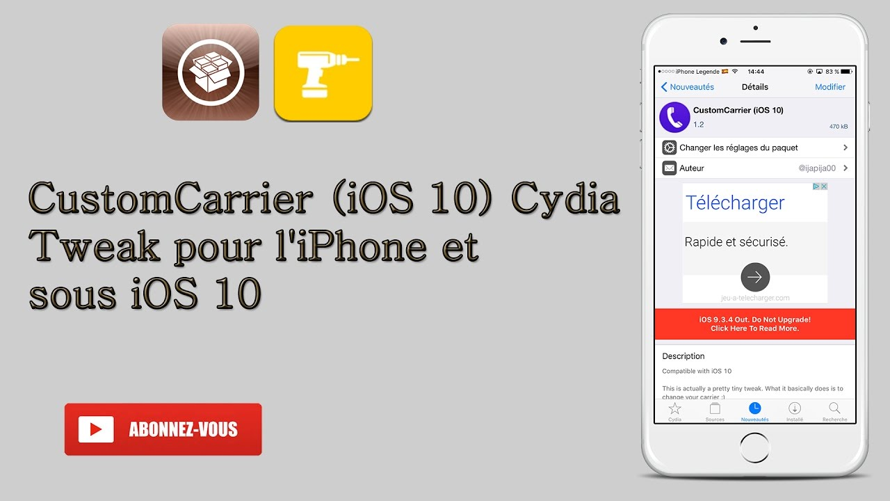 Changer Operateur Iphone