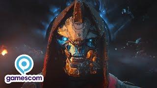 Destiny 2: Отвергнутые | Gamescom 2018 «Последний бой стрелка» кинематографический трейлер | RU