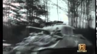 Engineering Disasters   The Sherman Tank of WW2