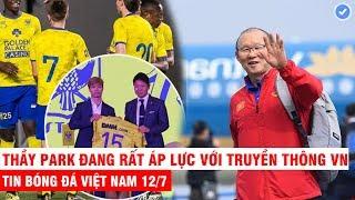 VN Sports 12/7 | Thái Lan nhận tin nhục nhã trước VN, đón Phượng CLB Bỉ sa thải tiền đạo ngoại Hạng