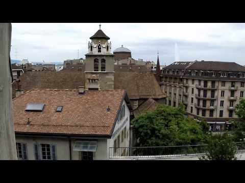 Genève été 2015 avec une GoPro 3 Silver