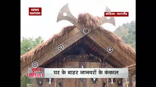 Exclusive: People of Exotic tribes living in Nagaland's Kohima
