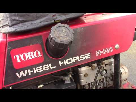 How to Repair a leaky Tractor gas tank. Without Glue