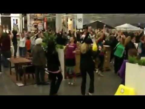 Flashmob at ikea in bloomington mn youtube for Ikea bloomington minnesota