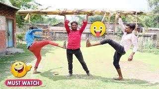 Must Watch New Funny Comedy Videos 2019 😂 😂 - Episode 51 - SM TV - Funny Vines, Bindas Fun Video