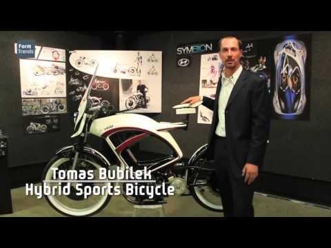 HSB Hybrid Sports Bicycle by Tomas Bubilek