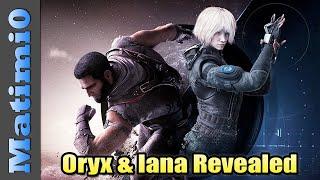 Oryx & Iana Operator Details - Void Edge - Rainbow Six Siege