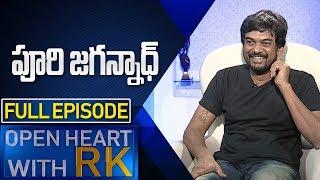 Director Puri Jagannadh | Open Heart With RK  Full Episode | ABN Telugu