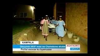 Omuyimbi AK47 muto wa Chameleone afudde
