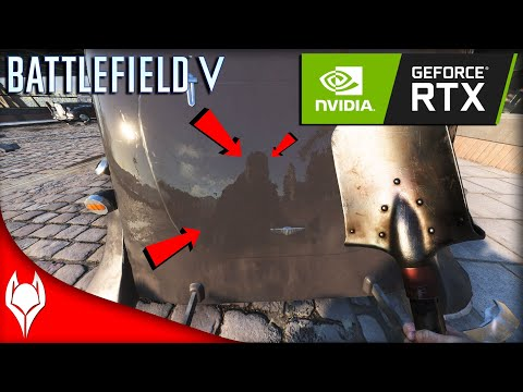 BATTLEFIELD V - RAY TRACING - Video Dimostrativo Sulla Nuova Tecnologia By Nvidia thumbnail