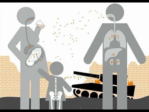 Munitions à l'uranium, empoisonnement global ? - Uranium ammunition, global poisoning ?