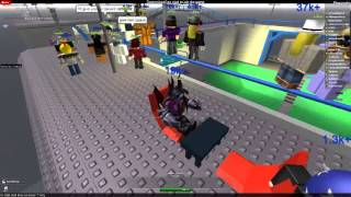 What happens to famous people on ROBLOX