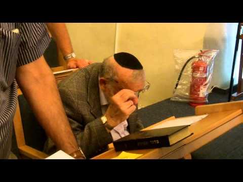 Sephardic Prayer Set to Music