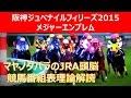 【三連単的中レース】 阪神ジュベナイルフィリーズ 2015 メジャーエンブレム ウイン…