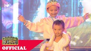 Người Hùng Tí Hon | Tập 9: Tài năng xiếc - Minh Nhựt & Minh Quang (Biệt đội Tí Hon)