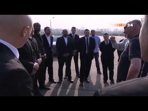 Ahmad Mohammed - Deutschlands bekanntester Bodyguard Dossier 24   Teil 1