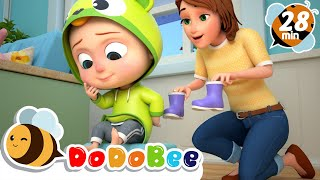Put On Your Shoes +More Nursery Rhymes For Babies - DoDoBee