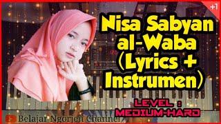 Download [ NISA SABYAN ] - AL WABA' 🎇 (LIRIK DAN INSTRUMEN)