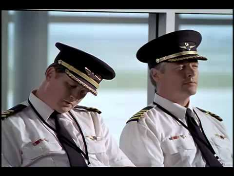Funny TV ad - Airplane pilots