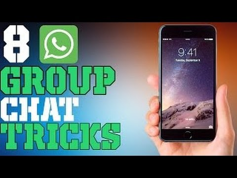 Whatsapp Group Secret Tricks In 2017 || Urdu/Hindi ||