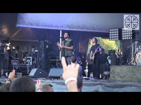 The Weeknd Live @ Osheaga - Outside & Wicked Games