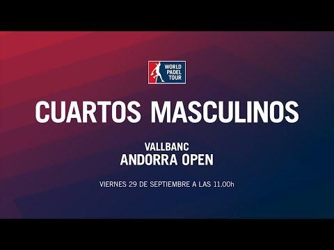 Cuartos de Final Andorra Open 2017 | World Padel Tour