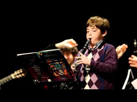 Adrian Pineda  A Whole New World  Clarinete  BSO Aladin