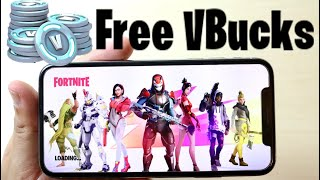 How To Get FREE V BUCKS On Fortnite In 2019! (PS4, Xbox, iPhone, Android, Switch)