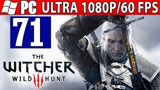 The Witcher 3 Wild Hunt Walkthrough - Part 71 Missing Person 1080p