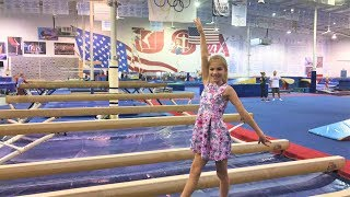 MY GYMNASTICS CLASS TEARS AND DISAPPOINTMENT