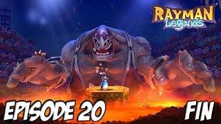 Rayman legends - Fin | Episode 20 Thumbnail