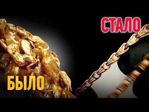 Какая цепочка подойдёт под крестик? Gold Chain | Ювелирные украшения из золота