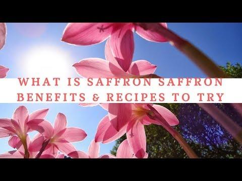 what-is-saffron-saffron-benefits-&-recipes-to-try