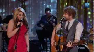 "Dierks Bentley & Lauren Alaina perform ""Always on My Mind"" 