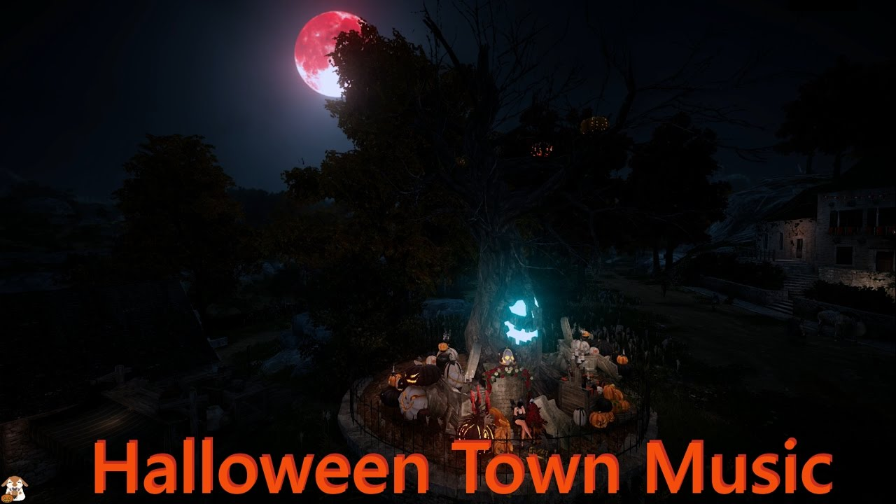 black desert online halloween town music youtube - Online Halloween Music