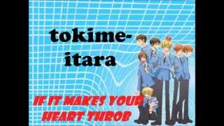Sakura Kiss Full Lyrics+Translation (Ouran High School Host Club Opening)