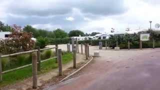 Aire de camping car de Villers sur Mer (14-Basse-Normandie)
