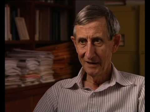 Freeman Dyson -  'God appears to be a mathematician' (148/157)