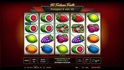 50 Fortune Fruits kostenlos spielen - Novomatic / Eurocoin