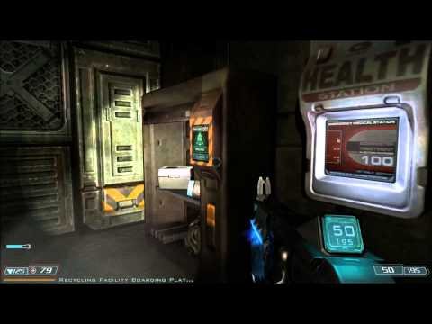 Three New Enemies! ~Let's Play Doom 3: BFG Edition Part 10~