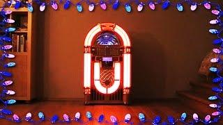 UN juke BOX Retro Jukebox CD player Vintage - Dance Repair | Ricatech Wurlitzer Seeburg Rockola Hero